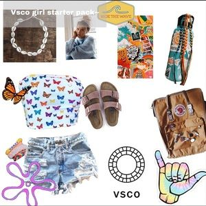 VSCO/ back to school/summer mystery box!! Medium!